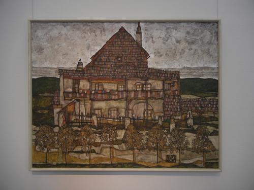 DSCN0894 _ Egon Schiele, Leopold Museum, Wien, 5 October