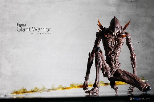 Giant Warrior - figma