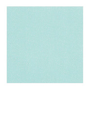 7x7 inch SQ  Snow Dot Day (light turquoise) paper SMALL SCALE