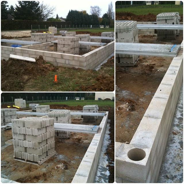 Notre projet de construction de maison individuelle for Projet de construction maison