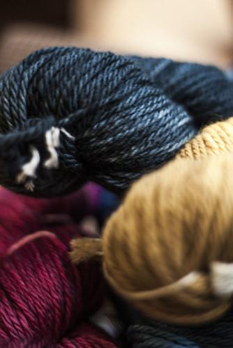 Novo fio Yarn Adventure