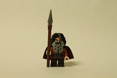 LEGO The Hobbit Attack of the Wargs (79002) - Bifur the Dwarf