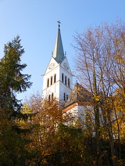 St. Martin's Church - Bled, Slovenia
