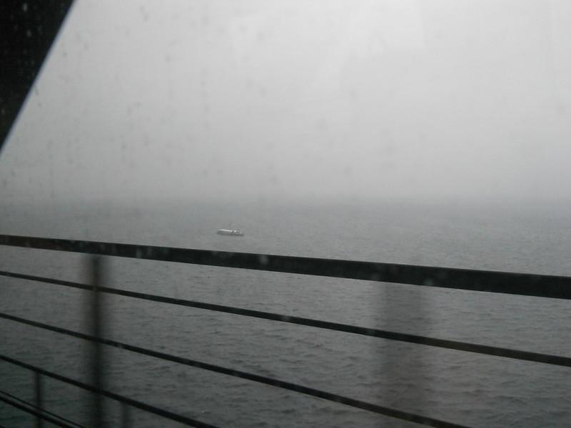 Denmark to Sweden on Øresund Bridge