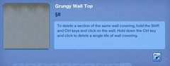 Grungy Wall Top