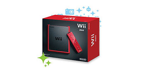 Wii Mini Gets First Image & December Release Date - Best Buy Ca