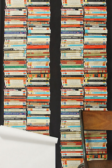 ANTHROPOLOGIE WALLPAPER BOOKS