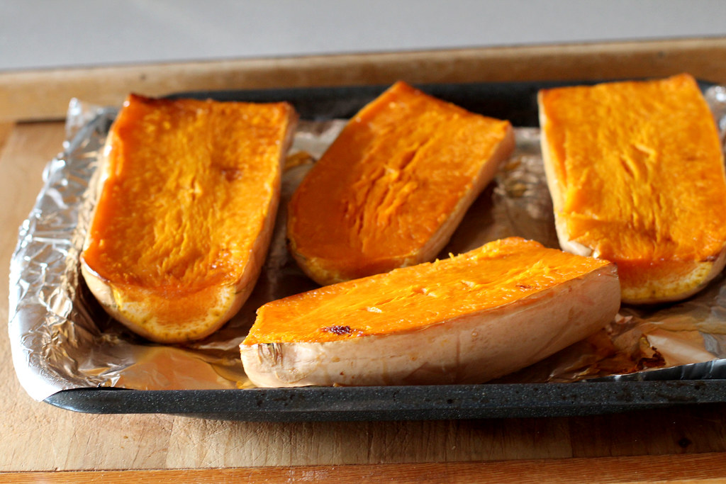 roasted squashes