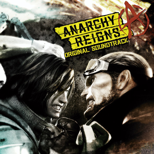 Anarchy Reigns Soundtrack