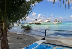 Belize Private Island Mooring