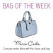 Bag of the Week Facebook design