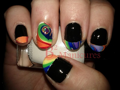 046 Rainbow Marble 52R