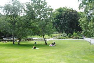 Kornerpark gardens