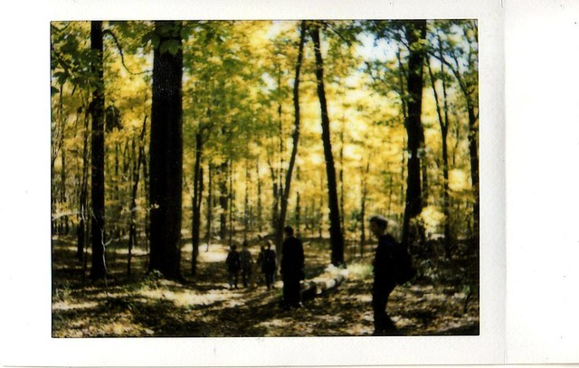 Instax: Hiking @ Breakneck Ridge