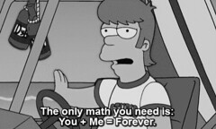Printables Images Only Math exif homer simpson only math you need is me forever