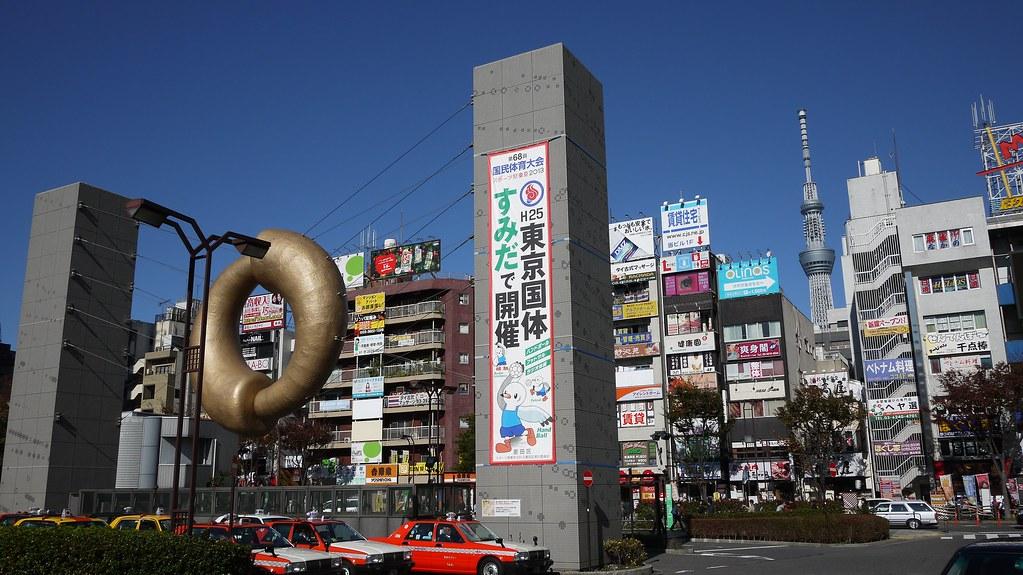 Kinshichō Station
