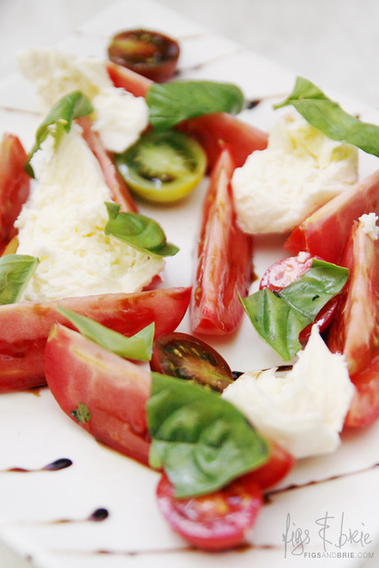 Caprese Salad, The Village
