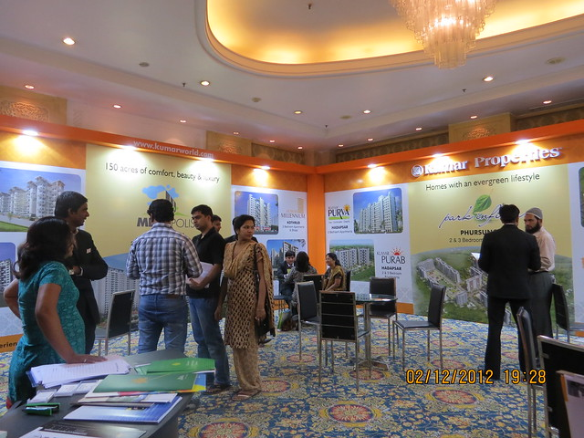www.kumarworld.com - The Times Property Showcase - 1st & 2nd December 2012
