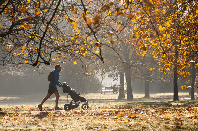 Londres - Hyde Park