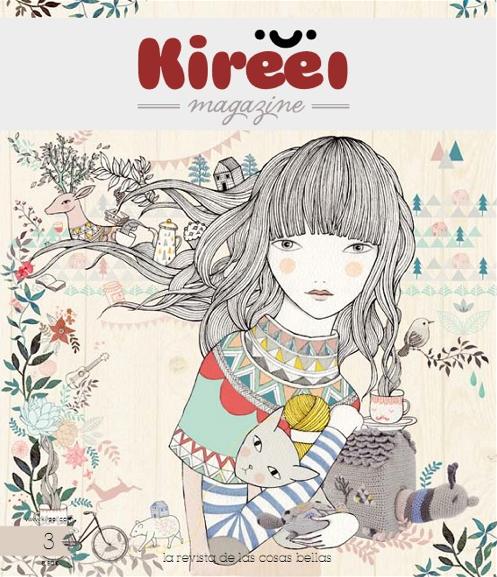 Kireei magazine lady dessidia
