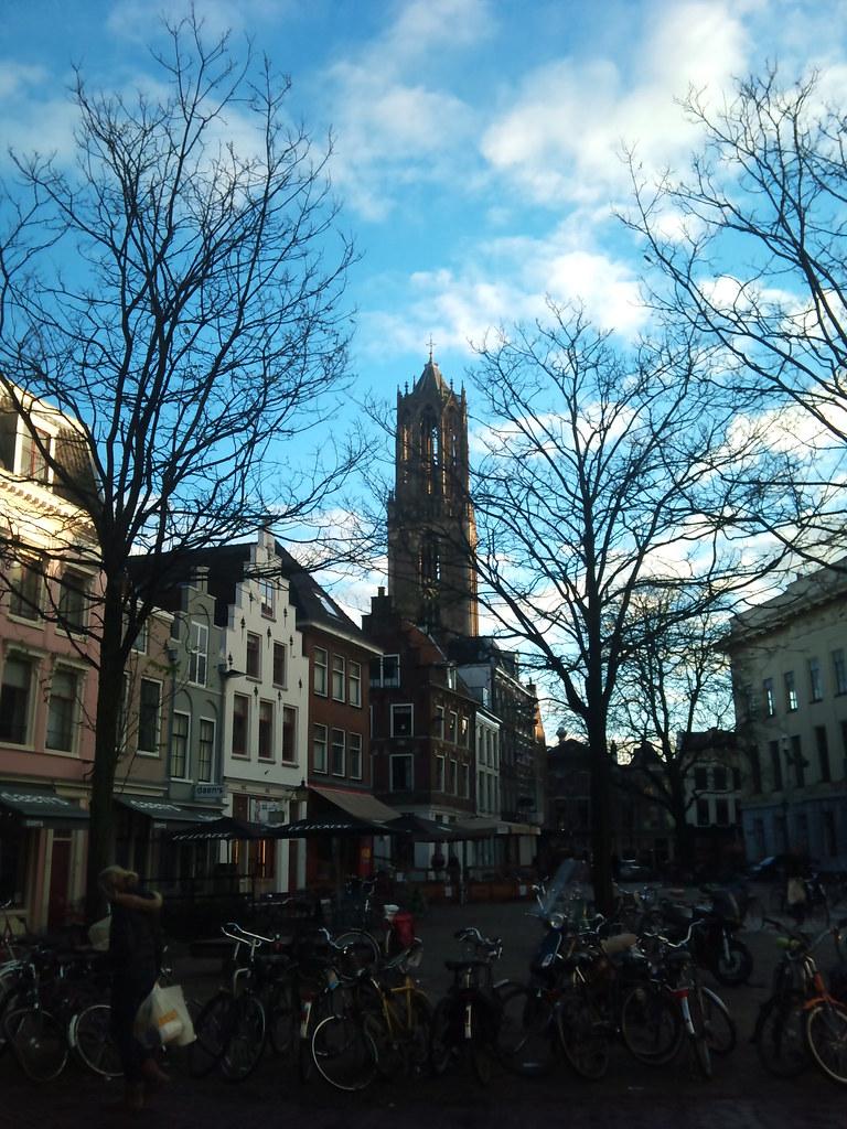 Struinen door Utrecht