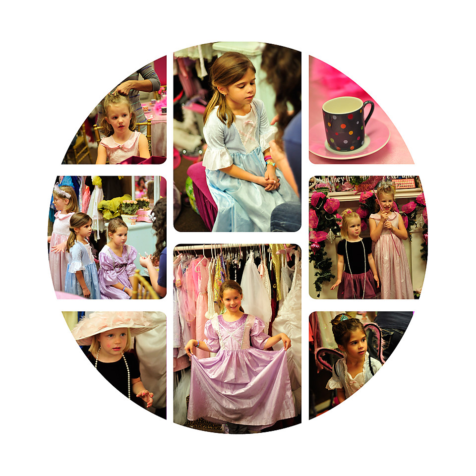 princess collage 1