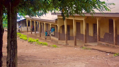 St Peter's Primary and Junior High School, Wioso, Ghana