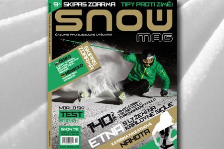 SNOW 72 - prosinec 2012
