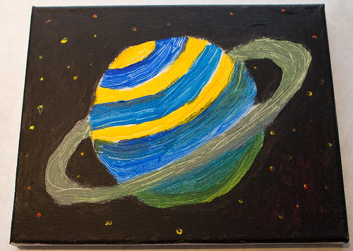 Painting Planet Argon, part 10