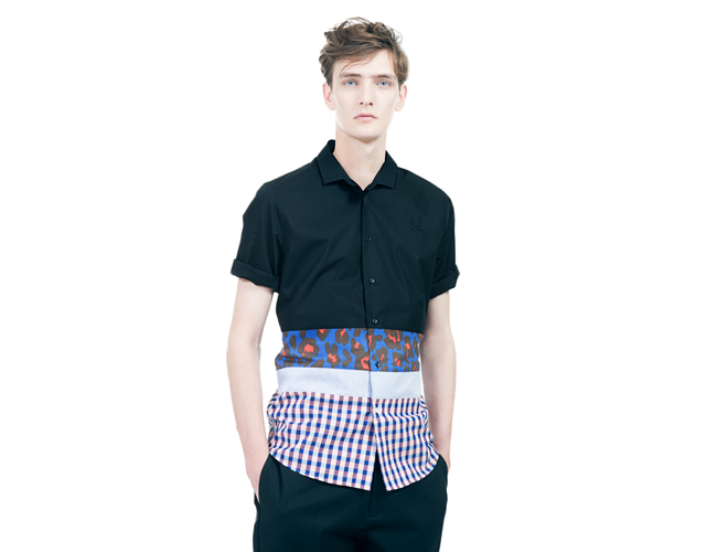 Yannick Abrath0004_RAF SIMONS FRED PERRY SS13