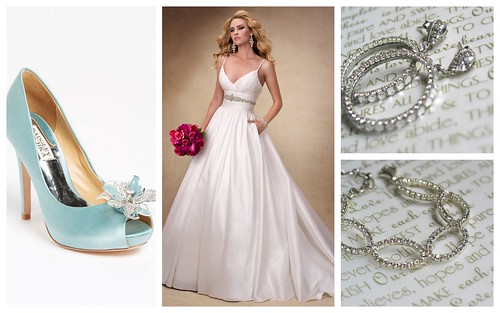 {Princess Glam} Bridal Style by Nina Renee Designs