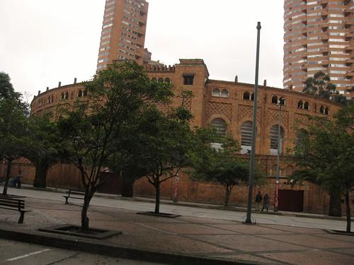 Bogota bullring
