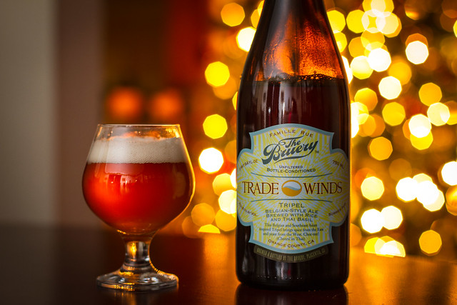 The Bruery - Tradewinds