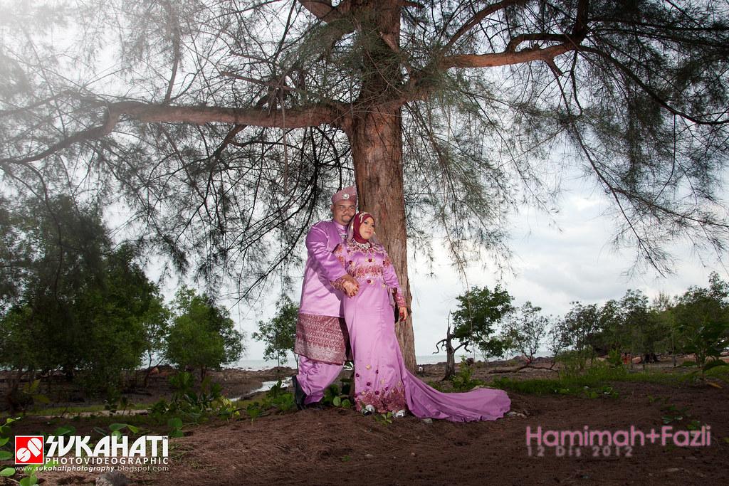 Gambar kahwin / nikah / sanding