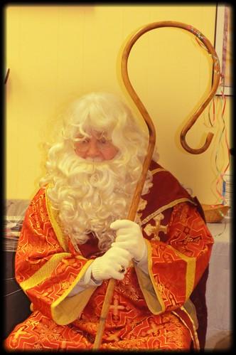 St Nicholas tells a story