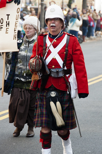 Scottish Christmas Walk