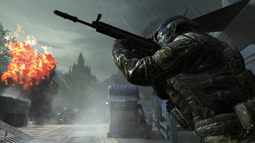 Call of Duty Black Ops 2 review screenshots