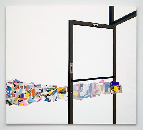 Frances Stark, Push, 2006