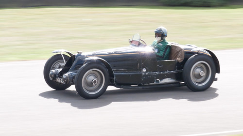 2012 Goodwood Revival: Bugatti Type 59 by 8w6thgear