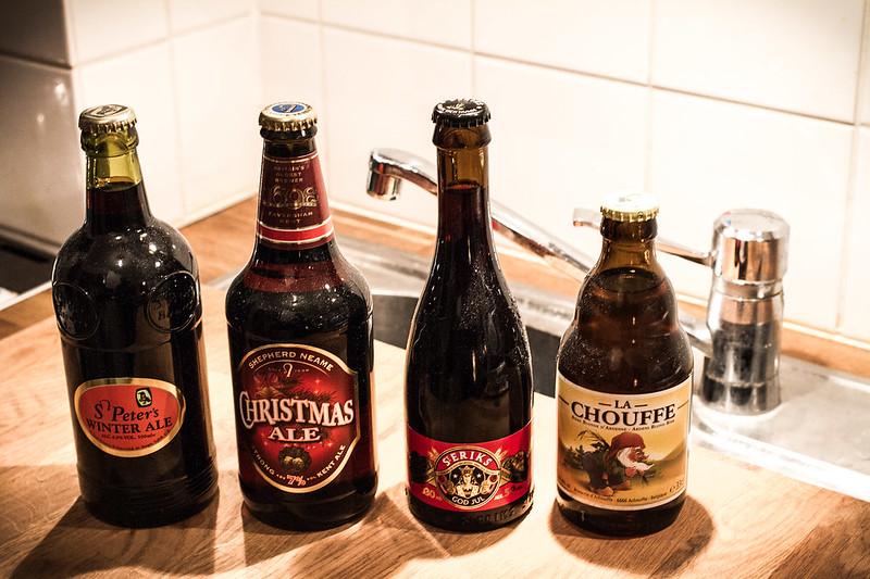 Christmas ale 2012