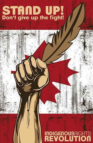 STAND UP - IDLE NO MORE