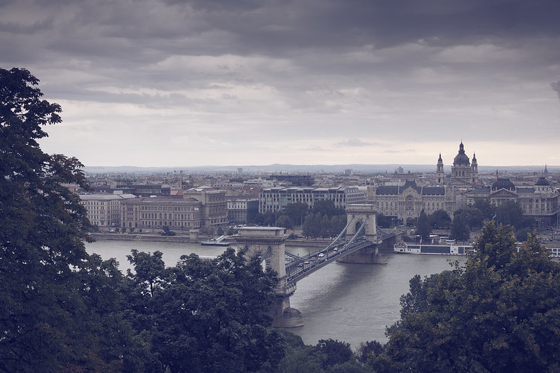 budapest from buda side