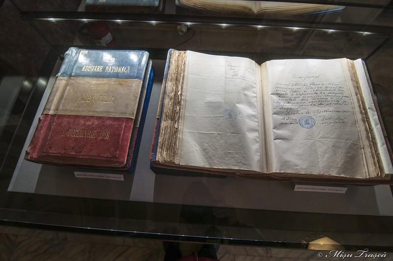 Documentul Unirii