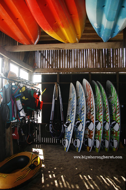 Kite and Wind Surfing Equipment Rental in Pagudpud