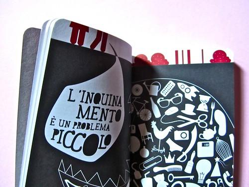 Trentasette lattine per una caffettiera; agenda; :due punti edizioni con CISS e AIAP (part.) 9