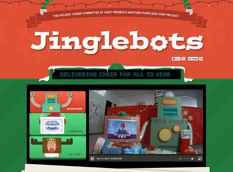 Jinglebots