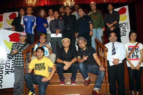 Karnival Cinta Muzik dan Siapa Pemenang Anugerah Planet Muzik 2012