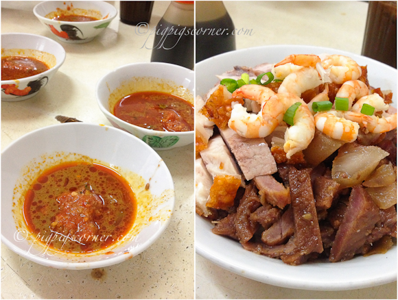 Xin Quan Fang Curry Mee 新泉芳咖哩面茶餐室