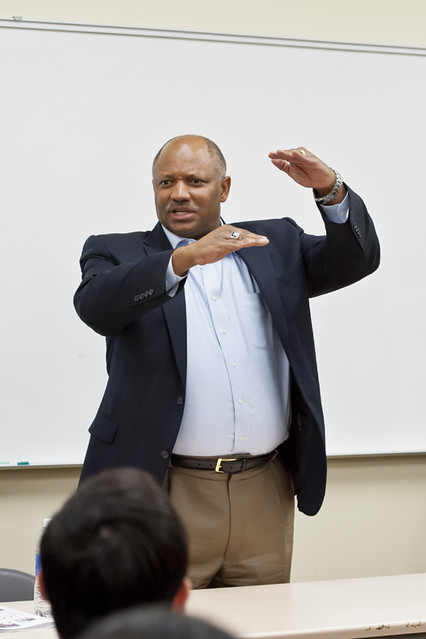School of Education - Speaker Dwight D. Jones, CCSD Superintendent