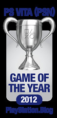 PS.Blog Game of the Year 2012 - PS Vita (PSN) Silver